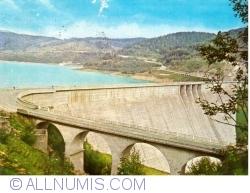 Image #1 of Bicaz - The hydropower plant dam (1972)