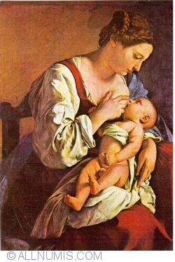 Image #1 of G. Orazio - Young mother