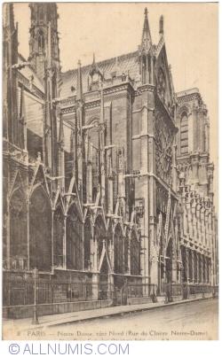 Imaginea #1 a Paris - Notre Dame. Partea nordică (1928)