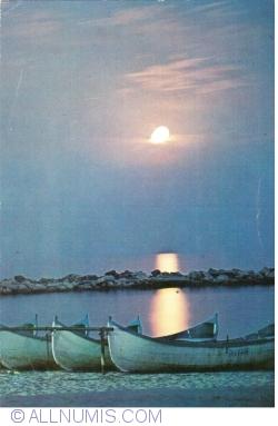 Image #1 of Night on the seaside