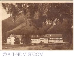 """Image #1 of Poiana Brașov (Poiana Stalin) -  Chalet Sports Complex """"Poiana"""" (1962)"""