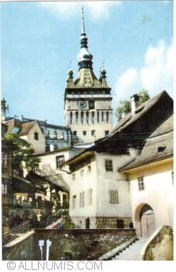 Image #1 of Sighisoara - The Clock Tower (1964)