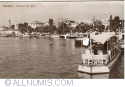 Image #1 of Tulcea - View from port (1963)