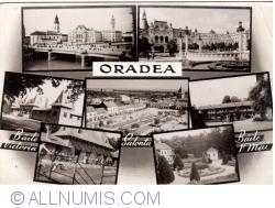 Image #1 of Oradea - Băile Victoria - Salonta - Băile 1 Mai (1957)