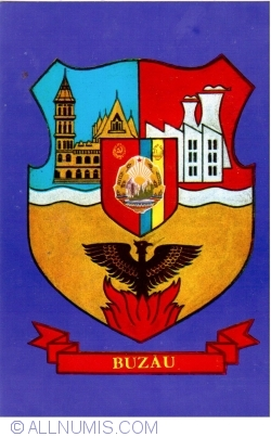 Buzău County Coat of arms