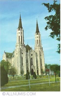 Image #1 of Vinga (Arad) - The Roman Catholic Church (1975)