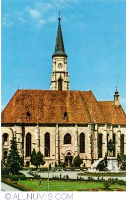 Image #1 of Cluj - Cathedral of St. Michael