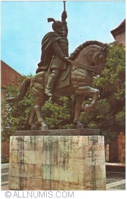 Image #1 of Alba Iulia - Statue of Michael the Brave