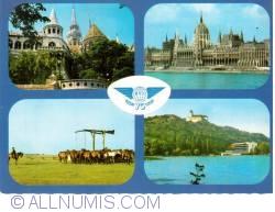 Image #1 of Budapest - IBUSZ Travel agency