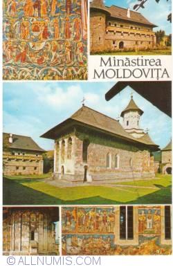 Image #1 of Moldovița Monastery