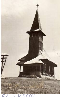 Image #1 of Wooden church on Mount Semenic