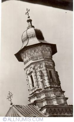 Image #1 of Dragomirna Monastery - The church tower