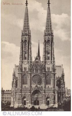 Imaginea #1 a Viena - Biserica Votivă (Votivkirche)