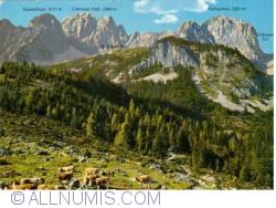 Kaiser Mountains (the) and Grutten Hut