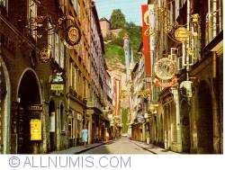 Image #2 of Salzburg - Getreidegasse