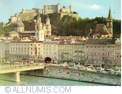 Image #2 of Salzburg - Staatsbruke, Franciscan Church and Fortress