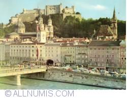 Image #1 of Salzburg - Staatsbruke, Franciscan Church and Fortress