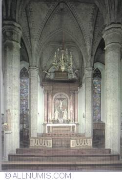 Salzburg - Biserica Sf. Blasius