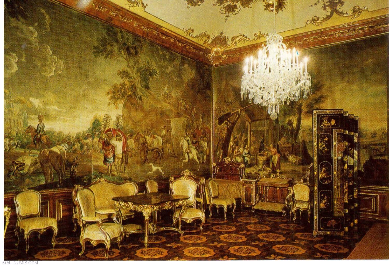 Vienna Sch 246 Nbrunn Palace Napoleon Room Vienna