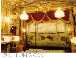 Imaginea #2 a Viena - Palatul Schönbrunn. Teatrul