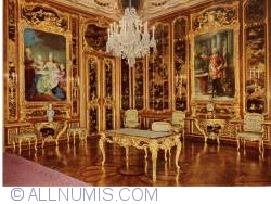 Imaginea #2 a Viena - Palatul Schönbrunn. Sala Vieux-Laque