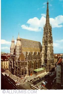 Imaginea #2 a Viena - Catedrala Sf. Ştefan (Stephansdom)
