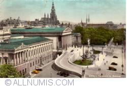 Imaginea #1 a Viena - Parlamentul și Primăria (Parlament m. Rathaus)