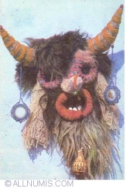Bob Calinescu - Grotesque mask