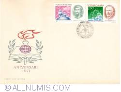 Anniversaries II - scientists