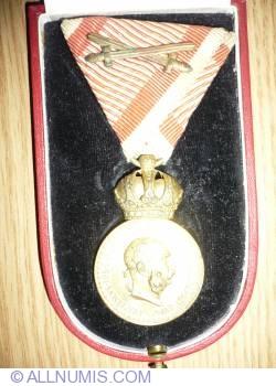 Image #1 of Signum Laudis - Franz Josef I