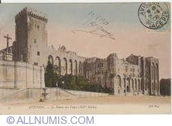 Image #1 of Avignon - Papal Palace (Palais des Papes) (1906)