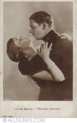 Vilma Banky -  Ronald Colman