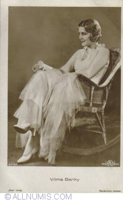 Image #1 of Vilma Banky