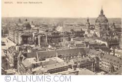 Image #1 of Berlin - Blick vom Rathaustrum