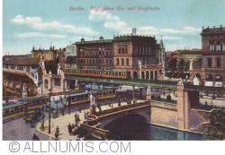 Image #1 of Berlin - Hallelches Tor mit Hochbahn