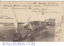 Image #1 of Old Cairo and the Nile 1906