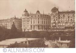 Image #1 of Lausane - Banque nationale and Hotel de la Paix
