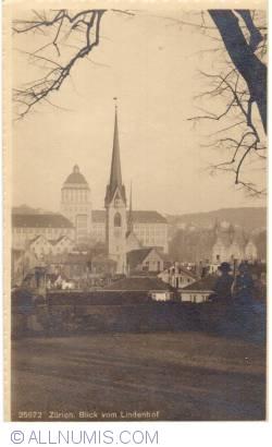 Image #1 of Zürich - View from Lindenhof (Blick vom Lindenhof)
