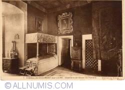 Imaginea #2 a Castelul Chaumont-sur-Loire - Camera Diane de Poitiers - Château Chaumont-sur-Loire - Chambre de Diane de Poitiers