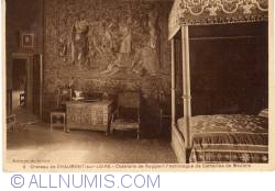 Image #1 of Château de Chaumont sur Loire - Ruggieri's bedroom, Catherine de Medicis astrologist