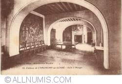 Imaginea #1 a Castelul Chaumont-sur-Loire - Château Chaumont-sur-Loire - Sala de mese - Salle à Manger