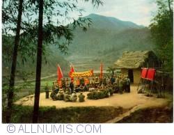 Imaginea #1 a Miting într-un sat