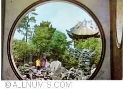 Image #1 of Shanghai - Caoxi Park. Octagonal Pavillion