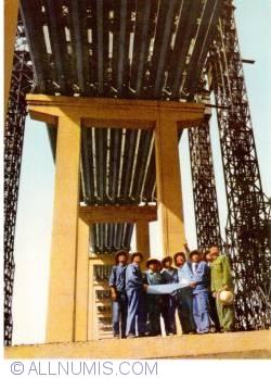 The Nanjing Yangtze River Bridge