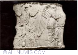 Image #1 of National Museum of History and Archaeology Constanta -   Trajan's Column. Allegorical scene