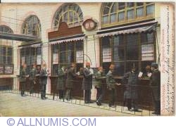 Image #1 of Constantinople - Imperial Ottoman Post Office 1907