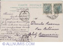 Image #2 of Constantinople - Imperial Ottoman Post Office 1907