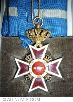 Imaginea #2 a Coroana Romaniei - Decoratie in grad de Comandor