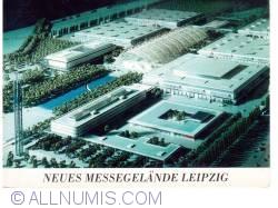 Image #1 of Leipzig - New Exhibition Center (Neues Messegelände)