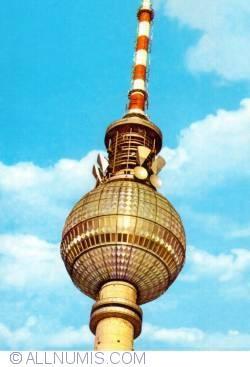 Image #1 of Berlin - The Fernsehturm (TV Tower)